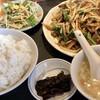 台湾風味 満福楼 - 料理写真:ニラレバー定食