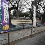 ミッチャン - お店の外観① 公園が近くて便利!