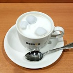 ドトールコーヒーショップ - ほうじ茶ラテ ~ごまマシュマロ~:390円