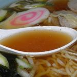 石井食堂 - スープ