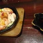 82032759 - 越の鶏炙り焼き 650円