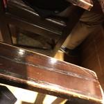 札幌 炎神 - 椅子