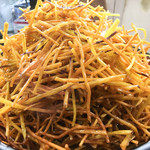 覚王山 吉芋 - 料理写真:ショーウインドウの中のはなび
