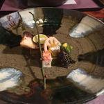 旬膳処 茶目 - 魚の粕漬けかめちゃ美味しい