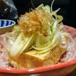 天ぷらスタンド KITSUNE - 揚げたてKITSUNE