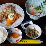 千里食堂 - 料理写真:Dランチ