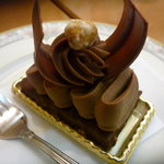 パティスリー・グレゴリー・コレ - ☆ジバララクテはミルクチョコなやさしい味わい(●^o^●)☆