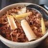 つけソバ ゴクツブシ - 料理写真:肉南蛮そば大盛り
