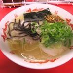 千龍ラーメン - ラーメン 600円