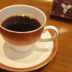 コーヒーマン - ドリップコーヒー500円