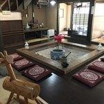山川庵 - 個室と囲炉裏