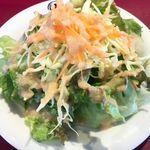 東京ミート酒場 - ランチサラダ