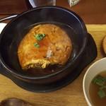 ゆるり 中華食堂 癒食同源 - 天津飯