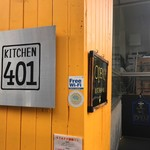 KITCHEN 401 -
