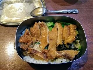 状元郷 - 台湾パイコー飯(排骨飯)