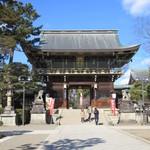 たわらや - 東門(重要文化財)