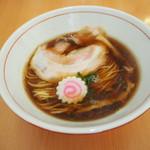 吉風  - 料理写真:醤油ラーメン 680円