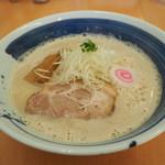 吉風  - カマス煮干しの和風白湯ラーメン 850円