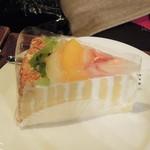 Y・C - フルーツケーキ