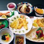 天ぷら新宿つな八 - 宴会メニュー※イメージです。