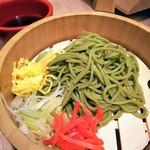葵屋 - 茶そば 自家製蕎麦出汁