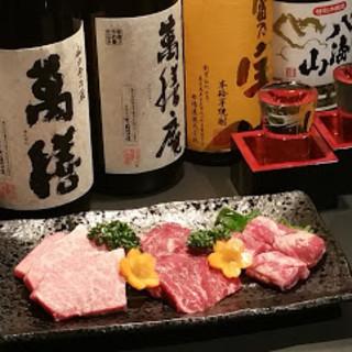 ◇日本酒・ワイン◇豊富&上質なお酒は、お食事とご一緒に