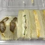 まるや菓子店 - 料理写真: