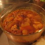 82057592 - 豆と野菜のカリー。