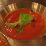82057594 - トマトのカリー。