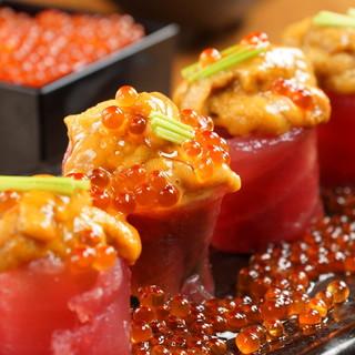 大人気の絶品北海道料理