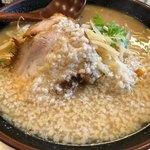 麺屋そら - 濃厚頑固味噌ラーメン 850円。