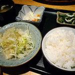 8206143 - 定食セット:+200円
