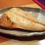 ゆるり - 定食の焼き魚