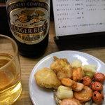 コロナ - ビール(おつまみ付き)★600円♪