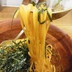 スパゲティながい - 麺