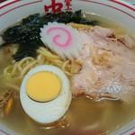 82061585 - ハコダテ塩ラーメン900円