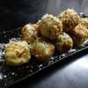 酒場わたなべ - 料理写真:ふんだんに振りかけたパルミジャーノが堪らない、里芋の唐揚げ!