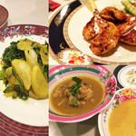 亜州食堂 チョウク - ベンガルおまかせ