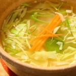 焼肉工房 團 - 野菜雑炊