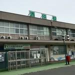 ニューデイズキオスク - さみしい酒田駅