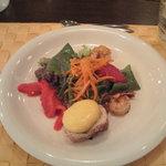 8207329 - 前菜もボリューミー