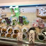 丸亀製麺 - お惣菜のケース