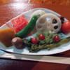 粥茶屋 写楽 - 料理写真:お通し