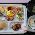 岩鞍リゾートホテル - 1泊目朝食