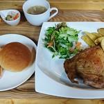 Daiju - 鶏もも肉のコンフィ