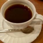 なかたに亭 - ホットコーヒー