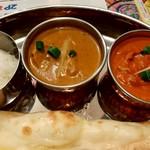 ネパールキッチン クマリ - ライスとカレー