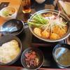 どん亭 - 料理写真:鶏つみれコク旨鍋膳