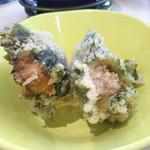 はま寿司 - マグロの大葉はさみ揚げ150円 熱々肉厚!