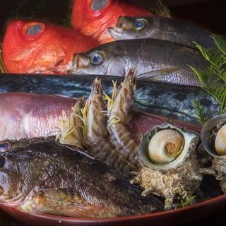 本当に旨い魚を食べてもらいたい!